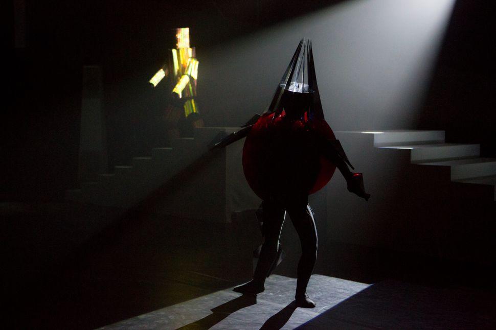 Massive, Collaborative Bauhaus Ballet Refigured in Jersey City