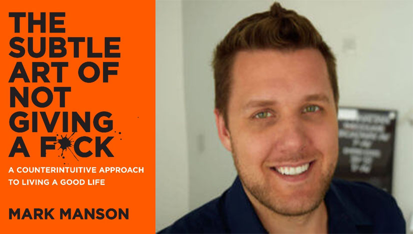 On Stoicism and Not Giving a F*ck: An Interview With Mark Manson