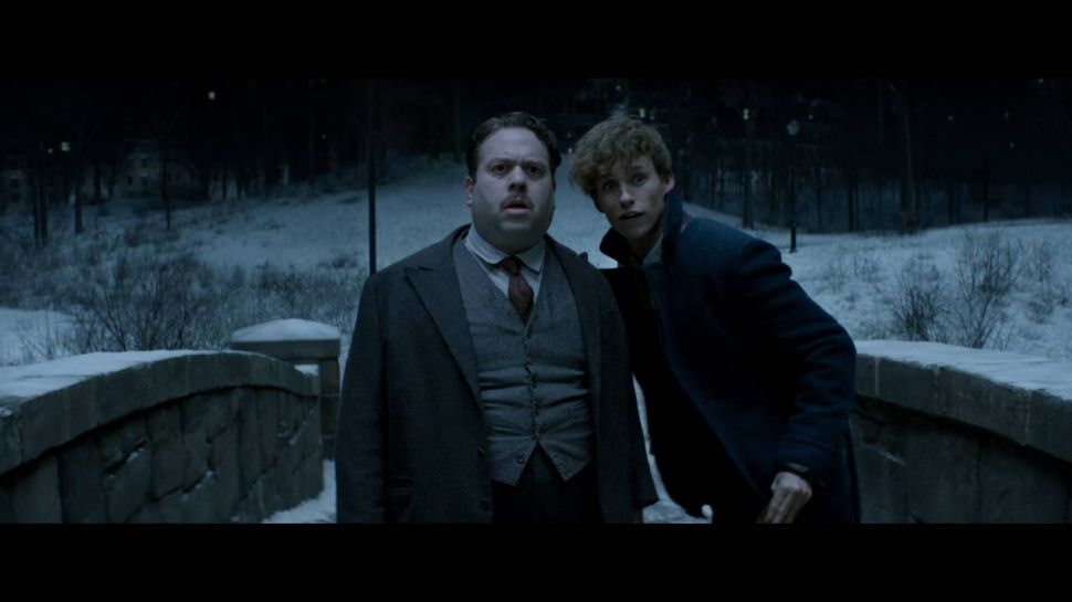 Imagined Dialogue For: 'Fantastic Beasts and Where To Find Them'