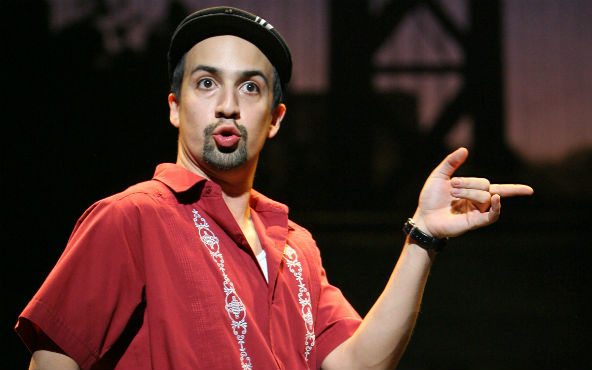 This Podcast Will Take You Inside Lin-Manuel Miranda's Head