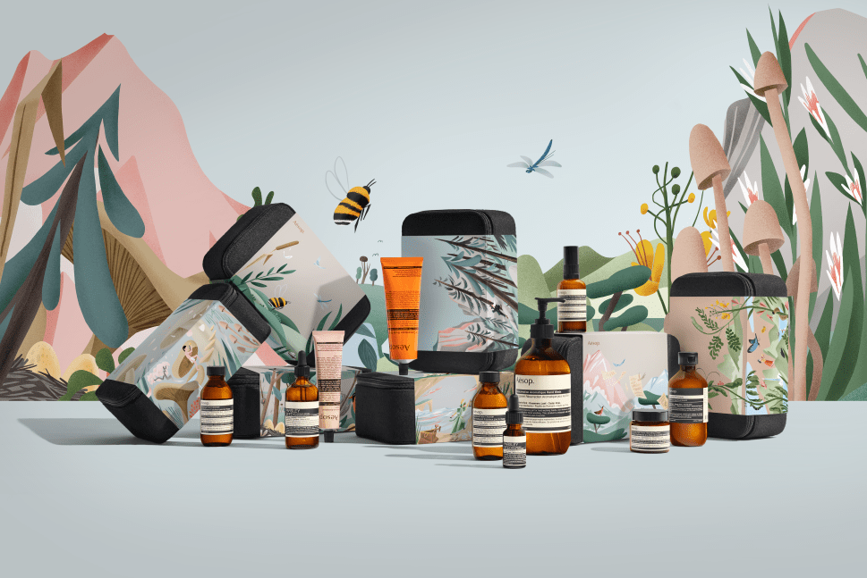 This Aesop Gift Set Is Perfect for Friends, But Keep It for Yourself