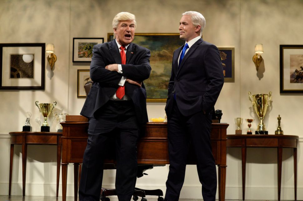 Social Download: Internet Reacts to Donald Trump and 'Saturday Night Live'