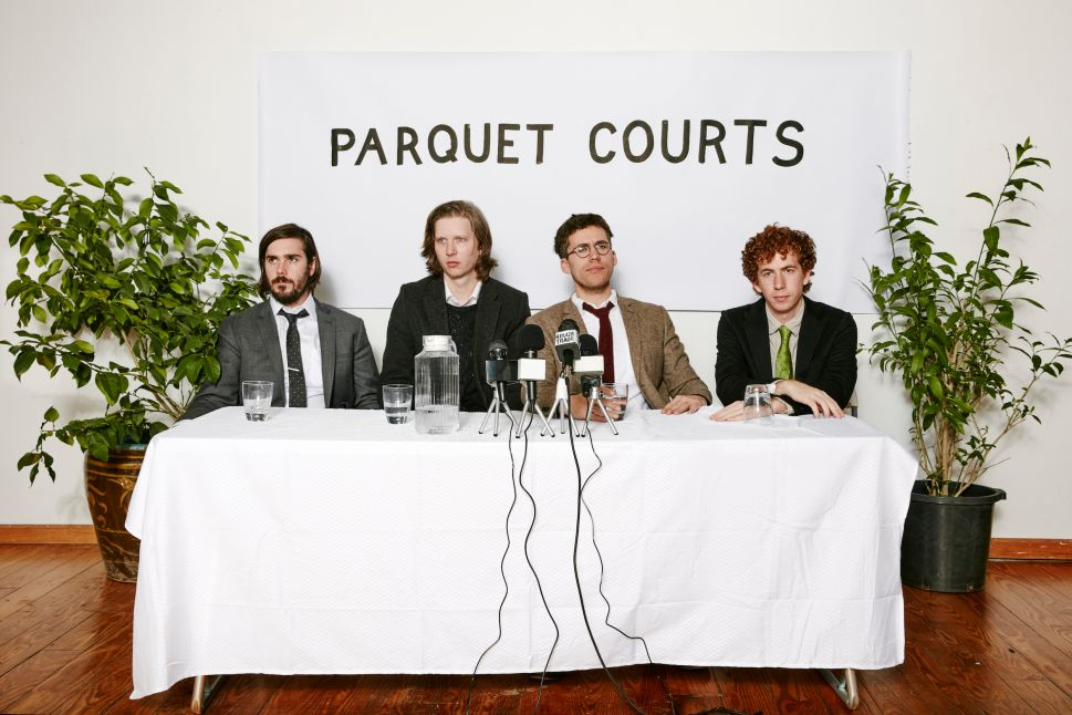 Parquet Courts Write Melodies Abandoned in the Key of New York