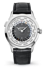 When you are traveling, time matters more than just about anything, and the best way to keep track of it is the iconic world time from Patek. $47,630