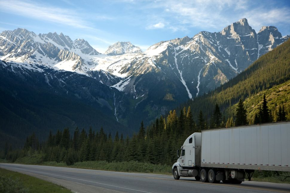 What Do We Do in a World Without Truck Drivers?
