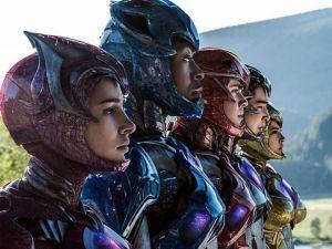 Power Rangers.
