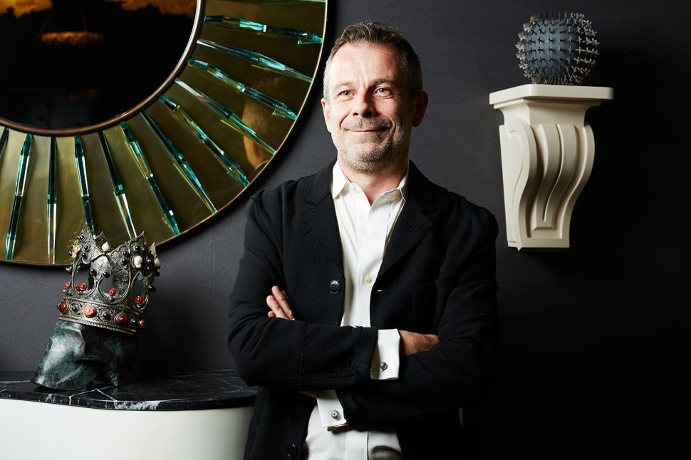 Meet Interior Design's Most Wanted Fantasist and Curator