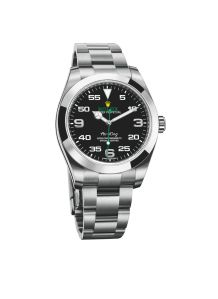 You might think Rolex is an uninspired choice, but the truth is that you can't go wrong with any reference in the brand's collection. I particularly like the look of the new Air-King—it has a vintage look, and it's not as omnipresent as the Daytona or Submariner. $6,200