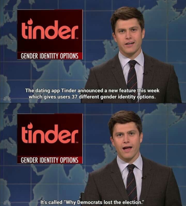 How the 'SNL' Joke About Gender Hurts Trans and Non-Binary People