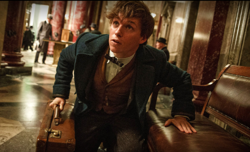 A Quick Word From: Newt Scamander's Very Angry 'Fantastic Beasts' Editor