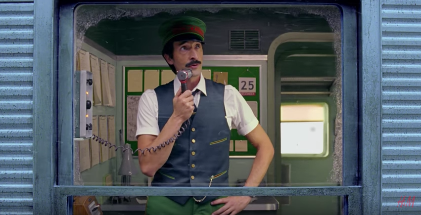 Wes Anderson's Holiday Film for H&M Is the Best Early Gift of the Season