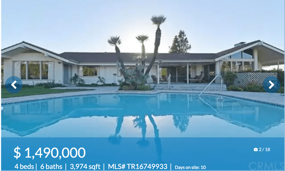 Boogie Nights Party House Is For Sale