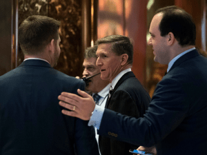 Mike Flynn is a man that listens, reflects, learns, and speaks truth to power.