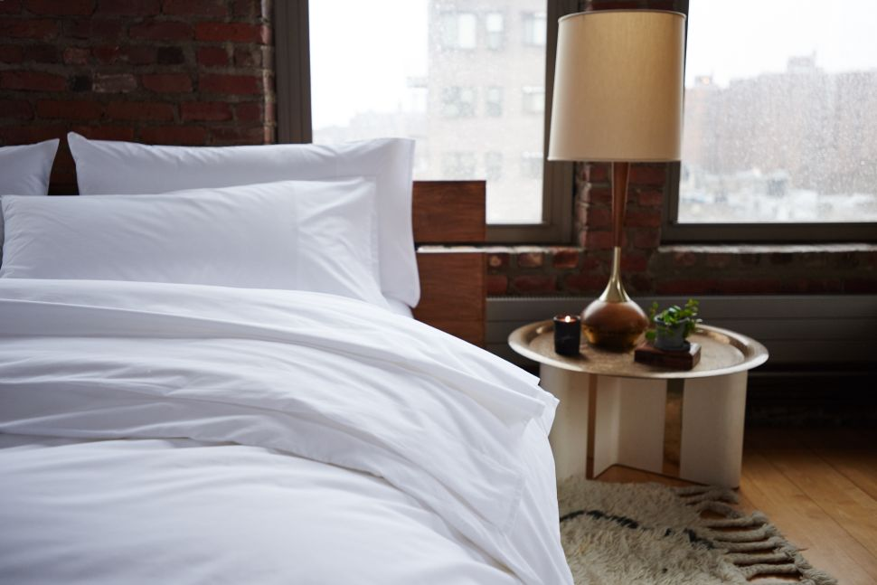 This Brand Has Been Quietly Taking Over the Bedding Industry