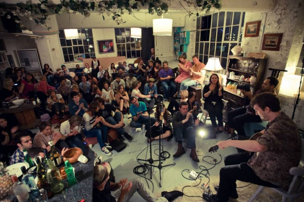 Sofar Sounds' Intimate Shows Feature Local Musicians in Cities Around the Globe