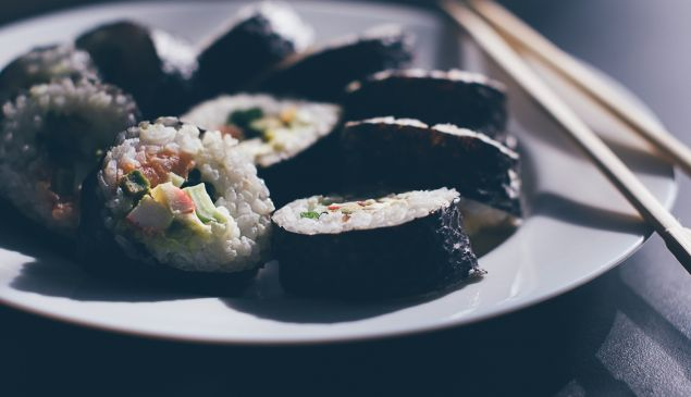 Jiro may dream of sushi, but he's ninety-one years old.