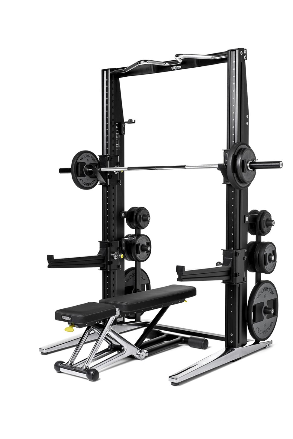 Get Technical With This $11,000 Home Gym