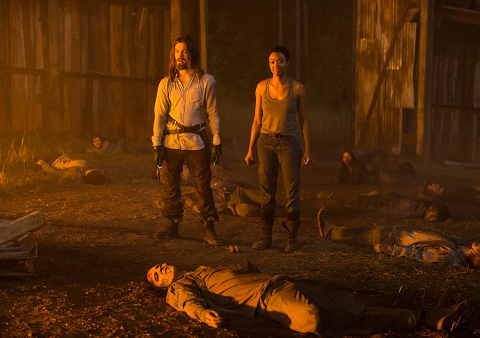 'The Walking Dead' Recap 7×05: Say My Name