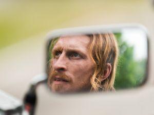 Austin Amelio in The Walking Dead.