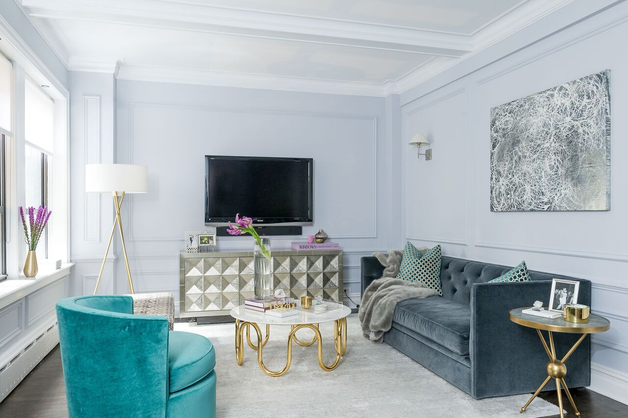 Velvet Touch How To Style Your Home With Fall S Luxe Trend Observer