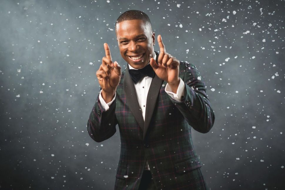 Leslie Odom Jr. On Creating a Christmas Album That Makes Sense In 2016