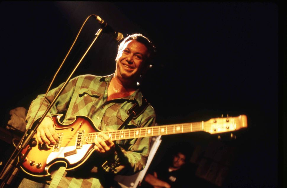 The Time Mike Watt, Dave Grohl and Eddie Vedder Jammed Econo