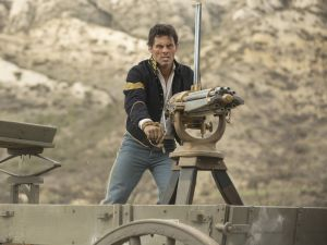 James Marsden in Westworld.