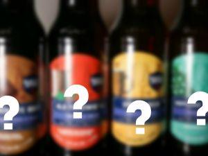 We did a blind taste test of Sam Adams winter beers.