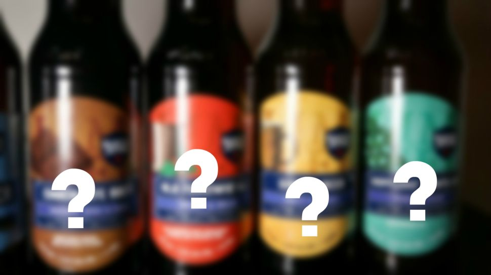 We Did a Blind Taste Test to See Which of Sam Adams' Crazy Winter Beers Is the Best