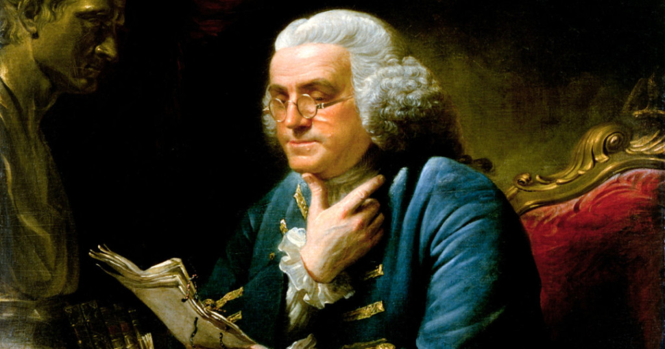 The Benjamin Franklin Method: How to (Actually) Be a Better Writer