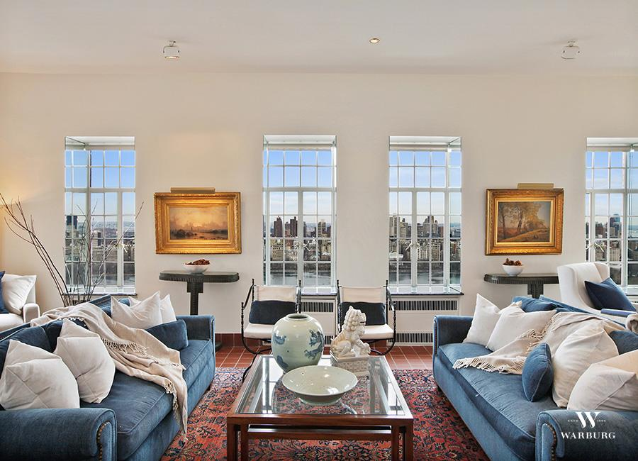 Former Aetna CEO Sells Sinclair Lewis's El Dorado Penthouse for $29.5M