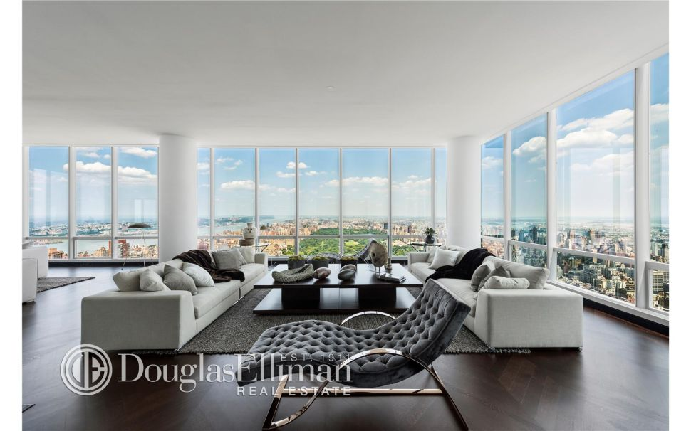 A Sleek Aerie at One57 Sells for Nearly $13 Million Under Ask