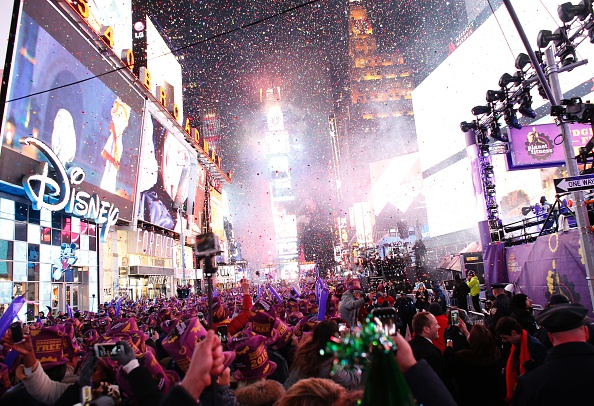 Spend New Year's Eve in a Helicopter Above Times Square