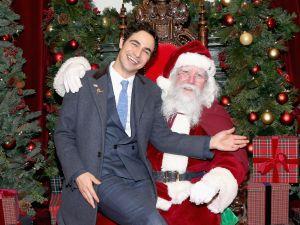 Zac Posen, Santa Claus