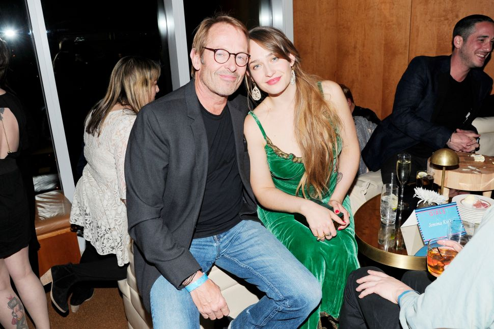 Simon Kirke Is Moving to Gramercy Park