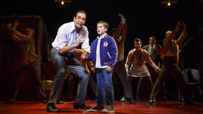 'A Bronx Tale' Is a Surprising Delight, Guaranteed to Entertain