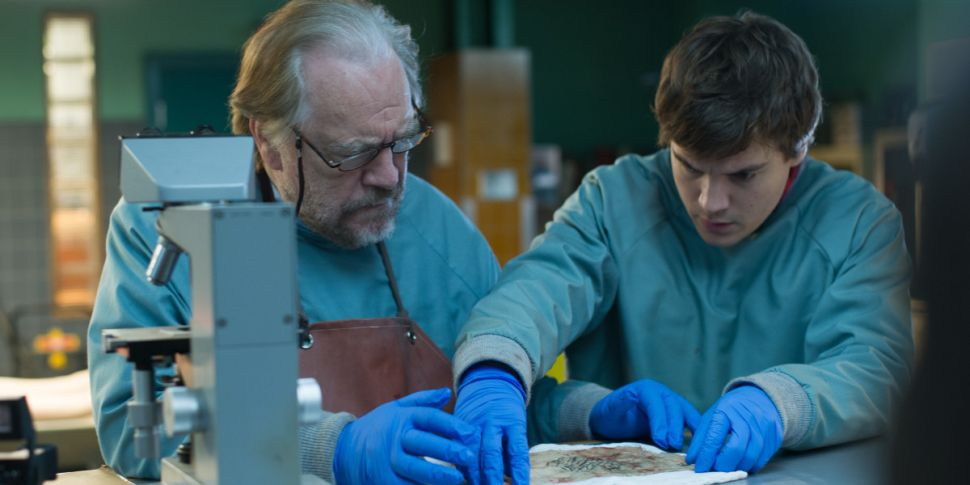 Brian Cox on 'The Autopsy of Jane Doe' and Working Alongside a Breathing Corpse
