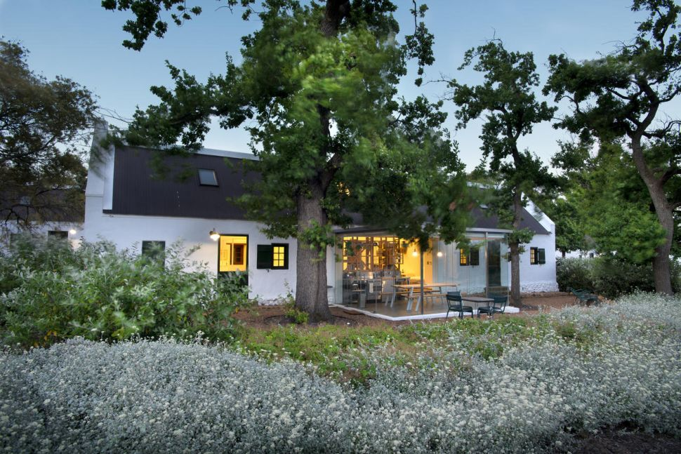 Enjoy A New Kind of Luxury at Babylonstoren, a Working Farm Hotel in South Africa
