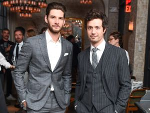 Ben Barnes, Christian Coulson