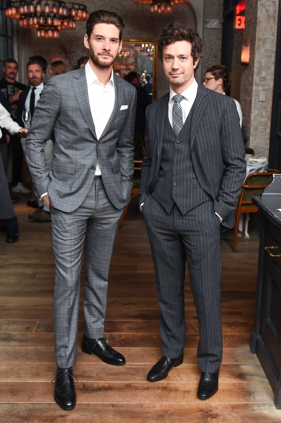 Matt Czuchry, Ben Barnes Dressed Up to Celebrate Esquire's Style Mavericks