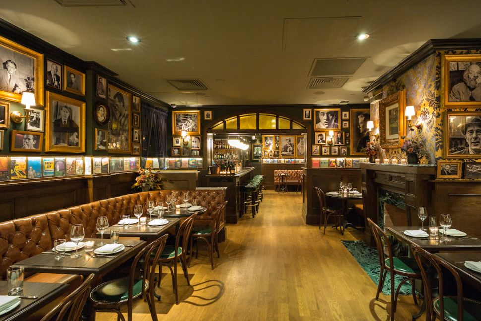 Chumley's: A Speakeasy Finds New Life In a New Era