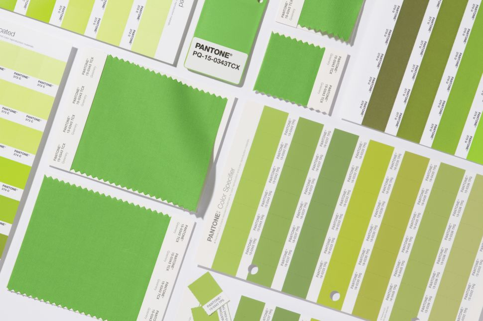 Pantone's Color of the Year is Green—a Vastly Underappreciated Color