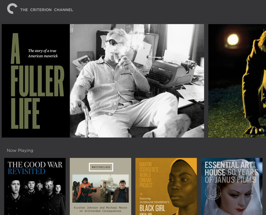 Behind the Screens: Criterion Collection President on Classic Movies in Digital Age