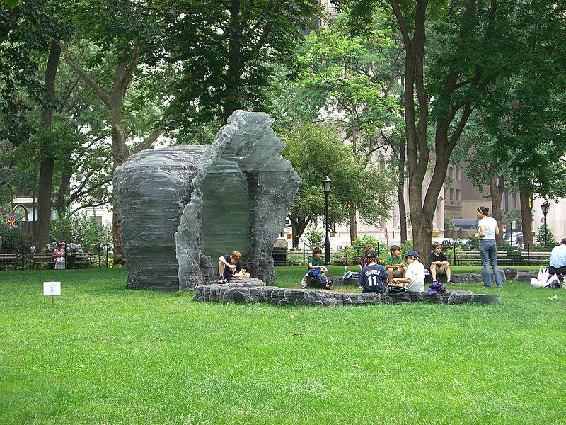 FBI Agents Sick From Lobby Sculpture, Steven Mnuchin Steps Down From LA Museum Board