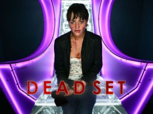 Channel 4's Dead Set, now streaming on Netflix.