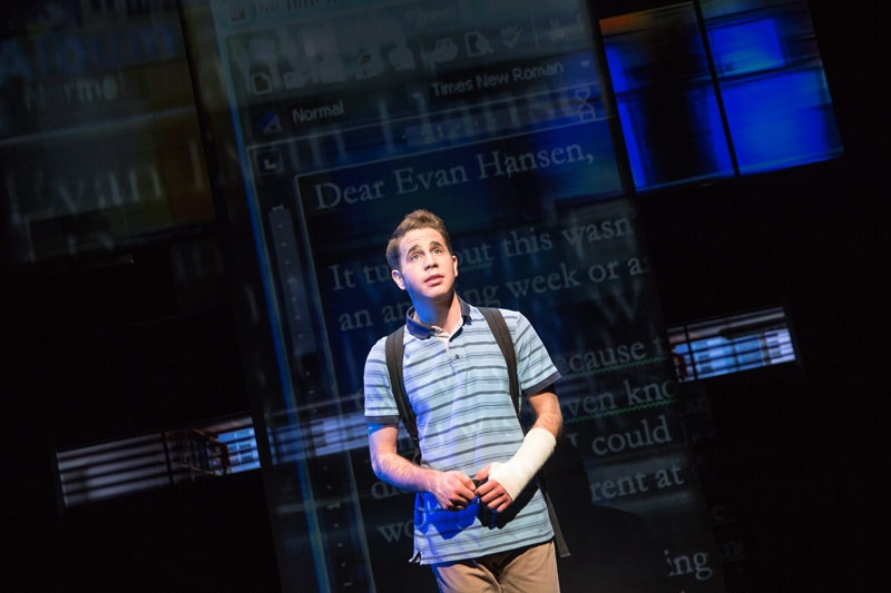 Brilliant Ben Platt Elevates the Mediocre 'Dear Evan Hansen'