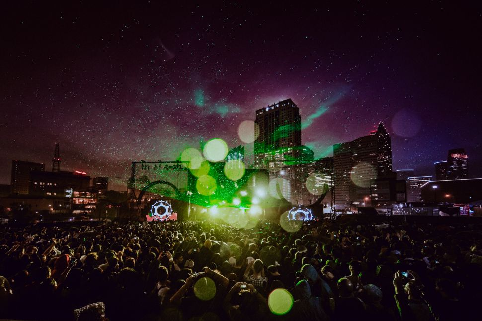 Day For Night Is the Future of Music Festivals