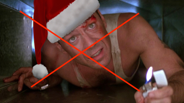 'Die Hard' Is Not the Best Christmas Movie