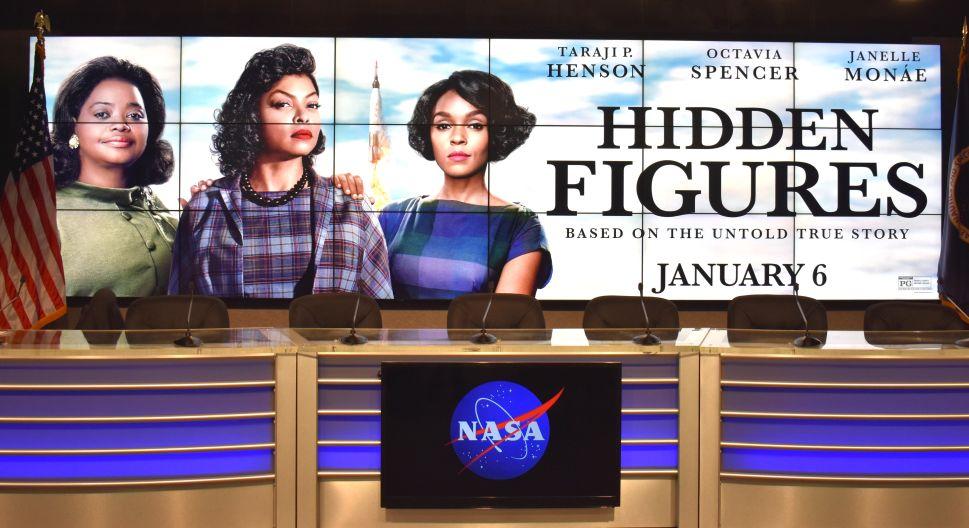 At NASA, 'Hidden Figures' Cast Talk Race and Gender Disparity