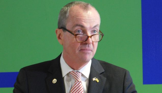 Phil Murphy, candidate for governor in N.J.